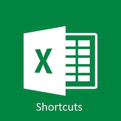 Complete List of Excel Shortcuts – 109 Shortcuts