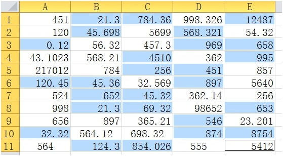 How To Change Numbers From Negative To Positive And Vice Versa In Excel