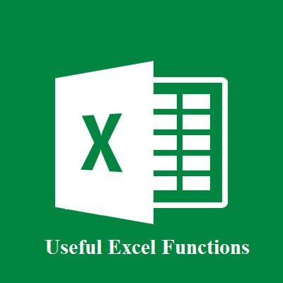 10 Basic Excel Functions That Everyone Should Know