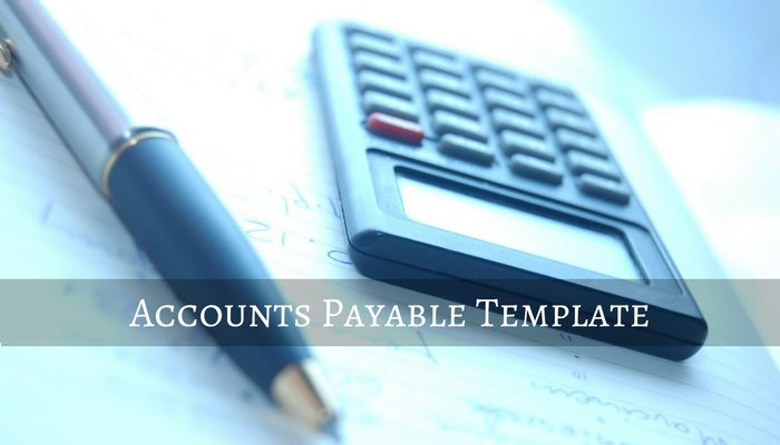 Download Free Accounts Payable Template With Aging