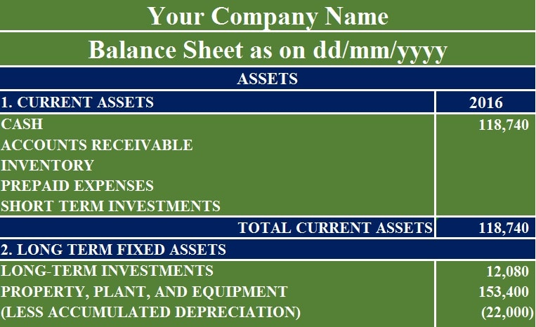 download balance sheet excel template exceldatapro