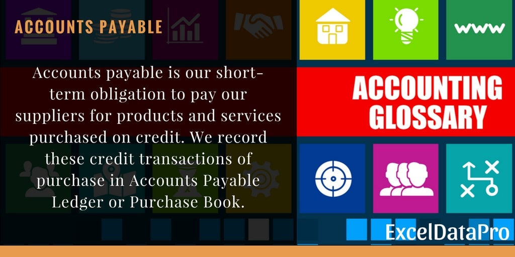 What is Account Payable?