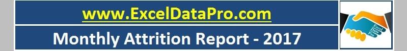 Attrition Report