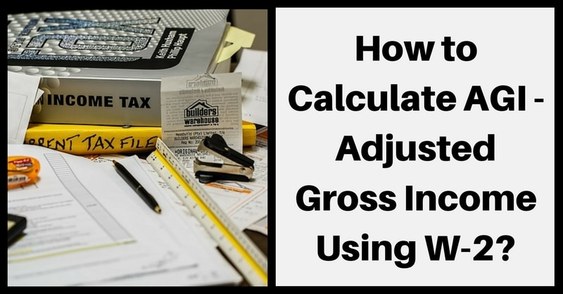 how to find gross income